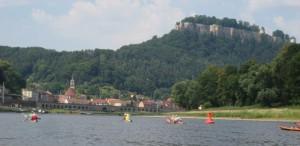 150807 Elbstandsteingebirge Festung Königstein